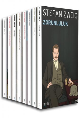 STEFAN ZWEIG SETİ - 2 (8 Kitap) Stefan Zweig